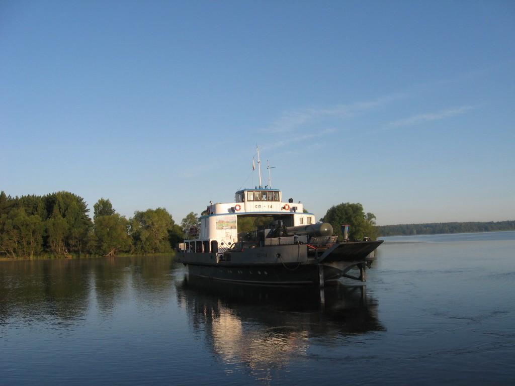 Транспортировка  водным транспортом